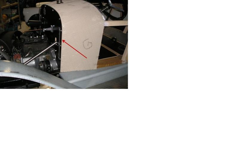 Position des ailes et de l'auvent Cote-a11