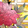 Kikuno Makoto - Cette vie, j'en ferais une tragédie Fleurs12