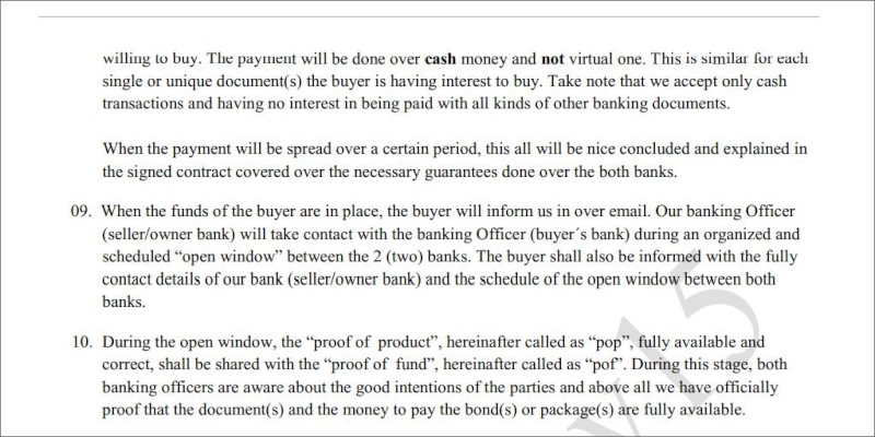 List of Bonds  Seller Swiss  , UBS  Bank  Pr0410
