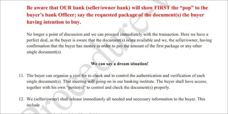 List of Bonds  Seller Swiss  , UBS  Bank  Pr0510