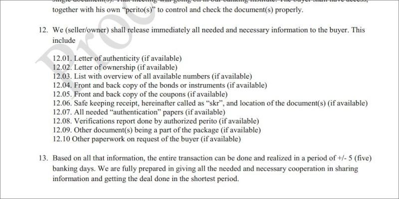 List of Bonds  Seller Swiss  , UBS  Bank  Pr0610