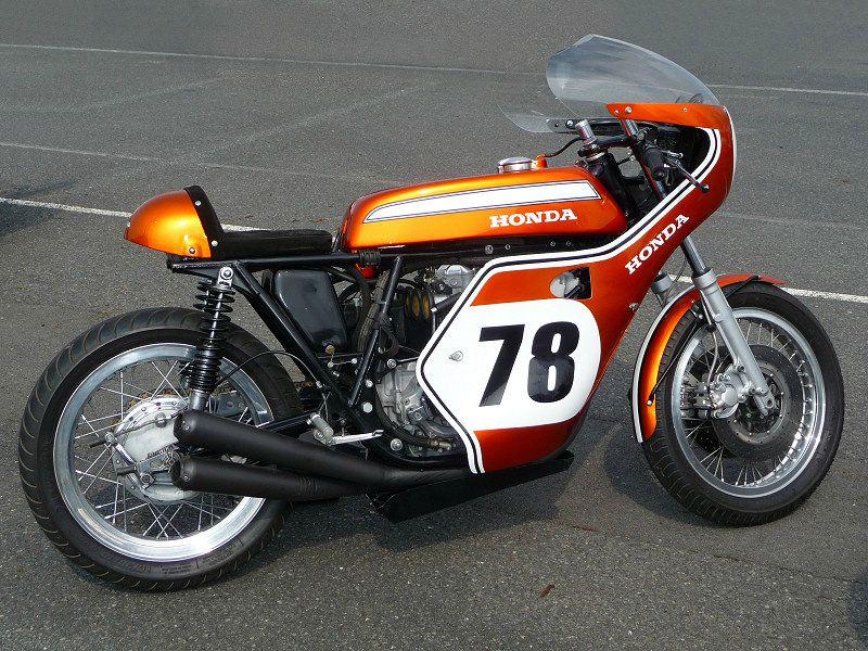 Honda 750.... ma japounaise préférée... - Page 3 69878610