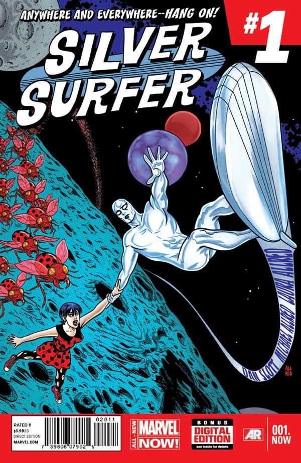 Les comics : films, kiosque, papier... - Page 2 Silver11