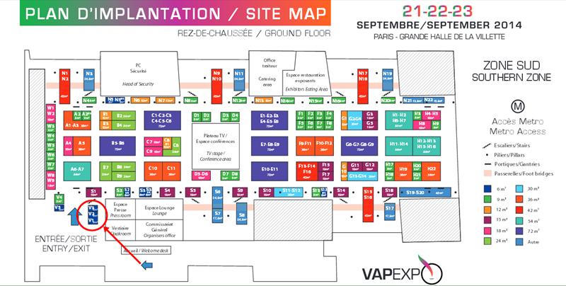 Un nouveau vapexpo à Paris les 21, 22 et 23 septembre 2014 Vapexp10