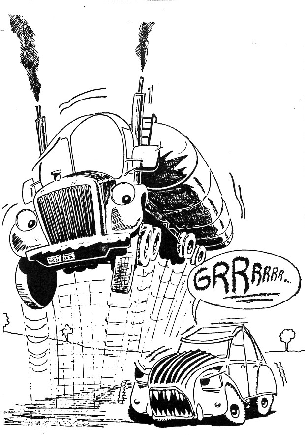 Dessins de voitures... 1983_d10