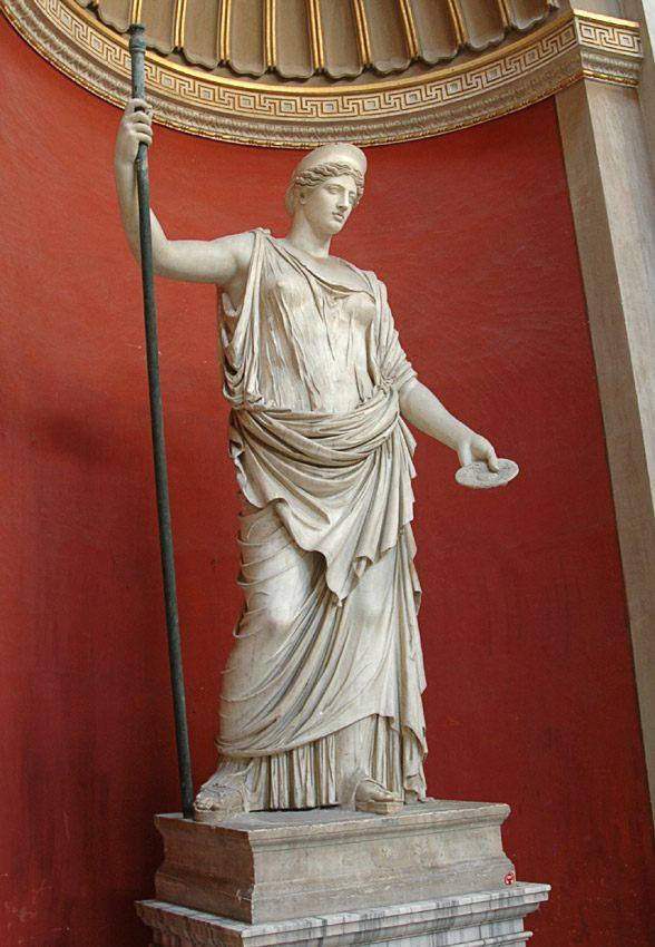 HERA - GREEK MYTH   FFG Hera0010