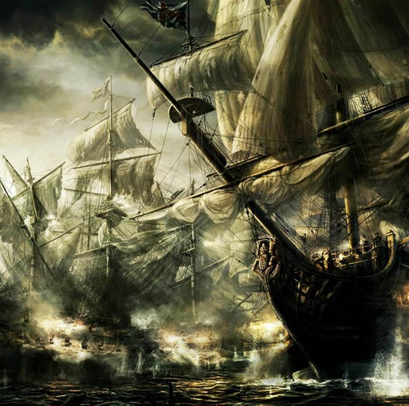 Le Barbillon - L'ascension et la Descente aux Enfers d'un Capitaine. Pirate12