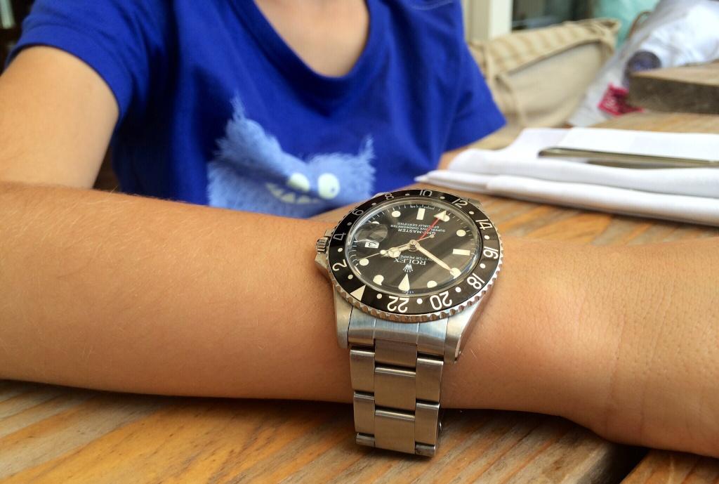 Votre montre sur le poignet d'un autre ... - Page 3 Image77