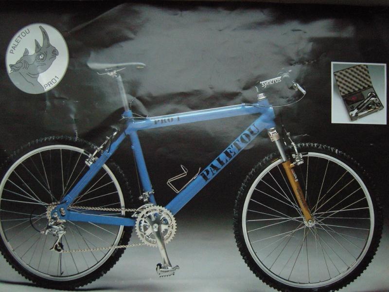 KLEIN ATTITUDE MODELE 2004  Snc15910