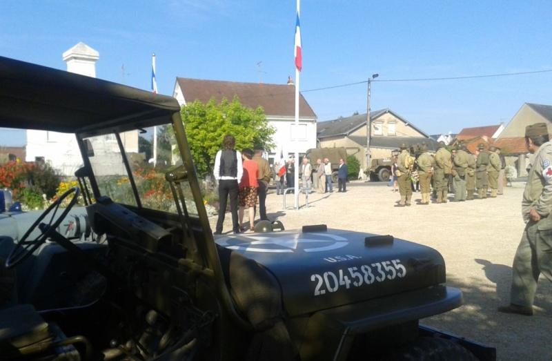 Photos 70éme anniversaire de la libération d'Orléans 1310
