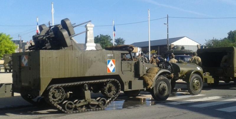 Photos 70éme anniversaire de la libération d'Orléans 510