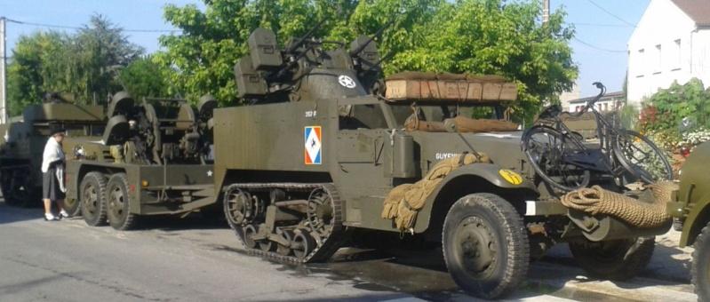 Photos 70éme anniversaire de la libération d'Orléans 611