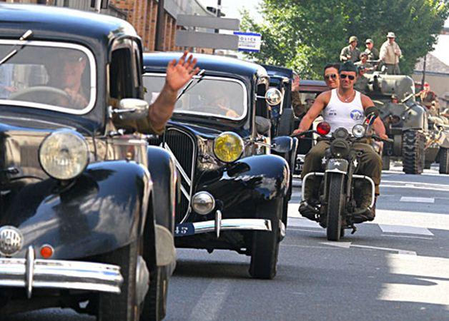 Photos 70éme anniversaire de la libération d'Orléans A11