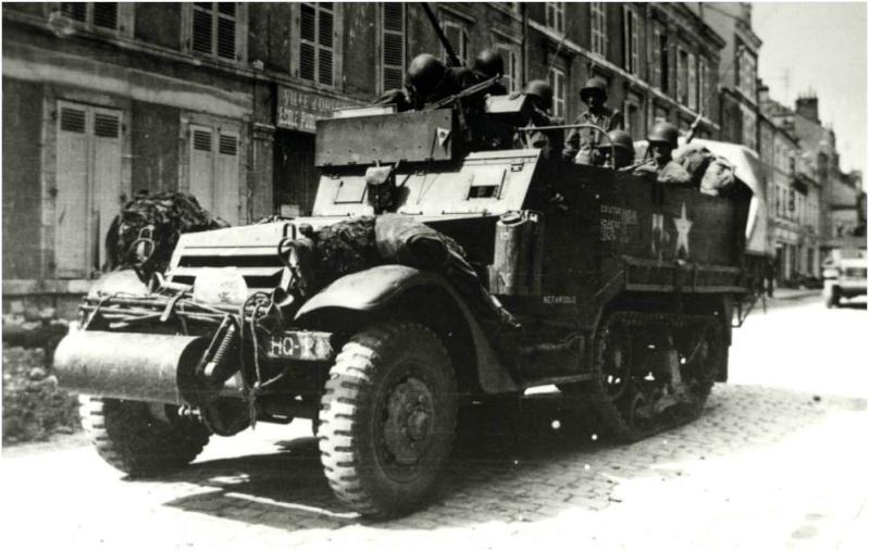 Photos 70éme anniversaire de la libération d'Orléans A111