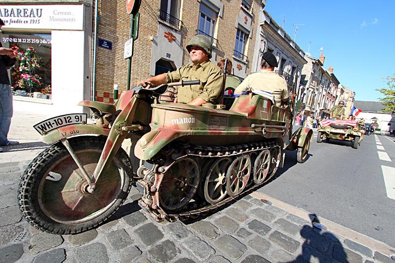 Photos 70éme anniversaire de la libération d'Orléans C11