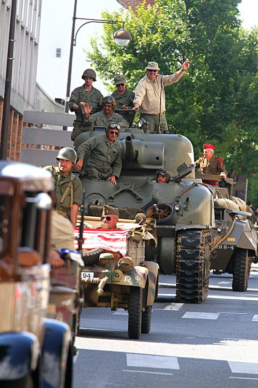 Photos 70éme anniversaire de la libération d'Orléans D11