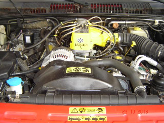 Cache courroie V8 Thor Dsc00610