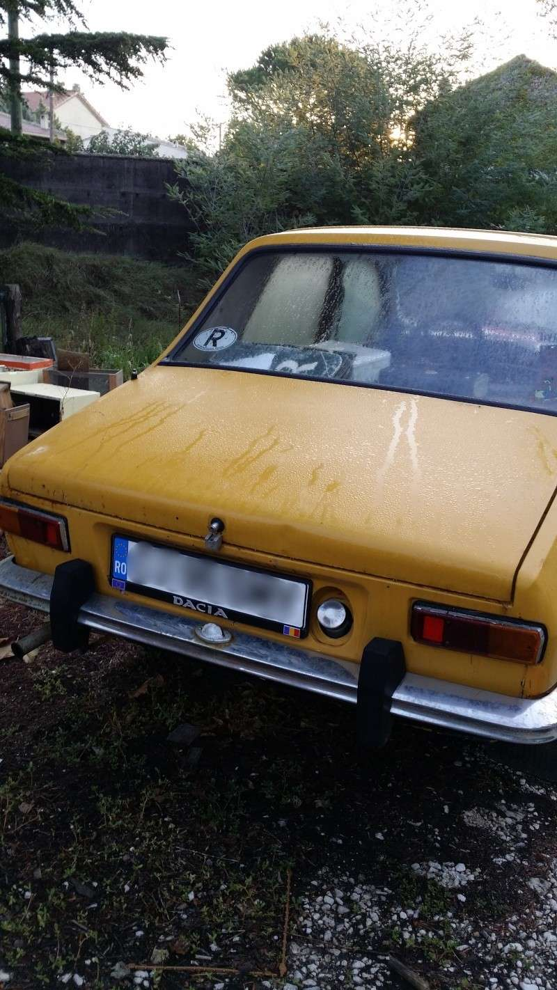 Epave & Rouille - Page 23 Dacia110