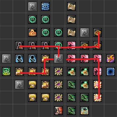 [BUILD] Chaques classes Grimoi10