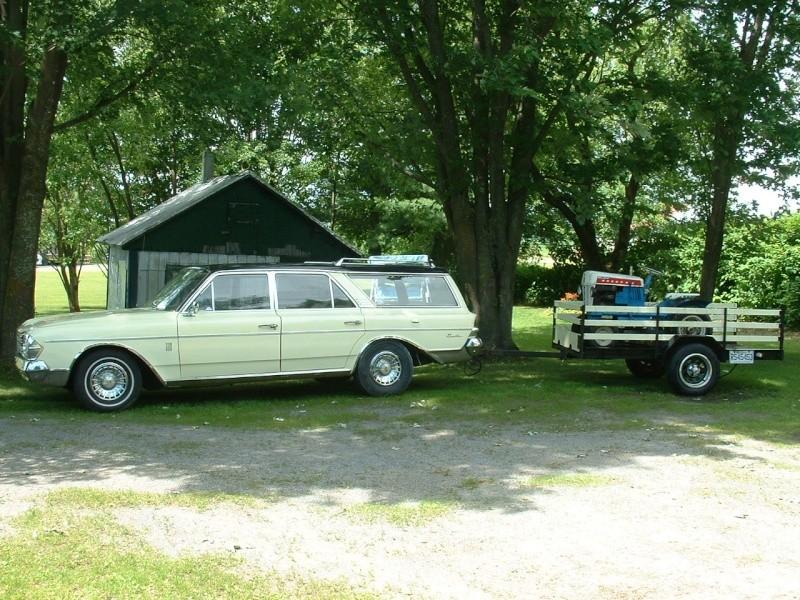 Rambler Ambassador wagon 1964 (ensemble) Dscf0055