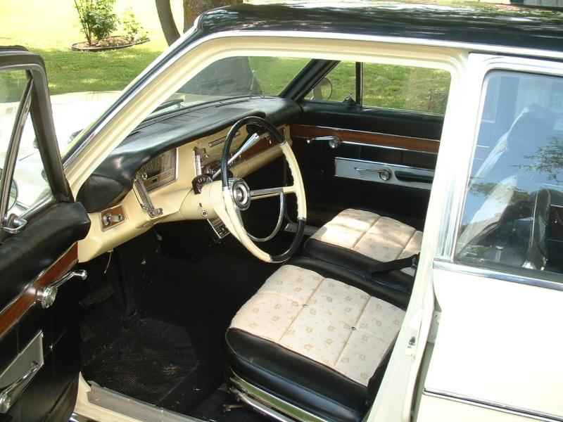 Rambler Ambassador wagon 1964 (ensemble) Dscf0059