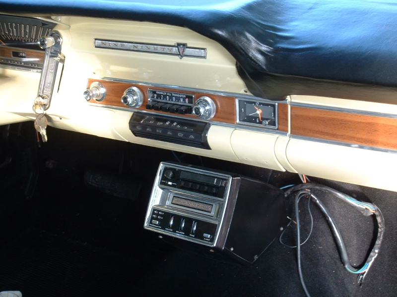 Rambler Ambassador wagon 1964 (ensemble) Dscf0065