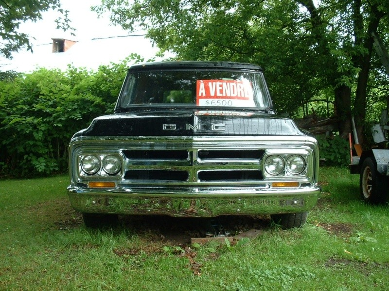 cherche bumper arriere chromer chevrolet pickup 1967 a 72 Dscf0112