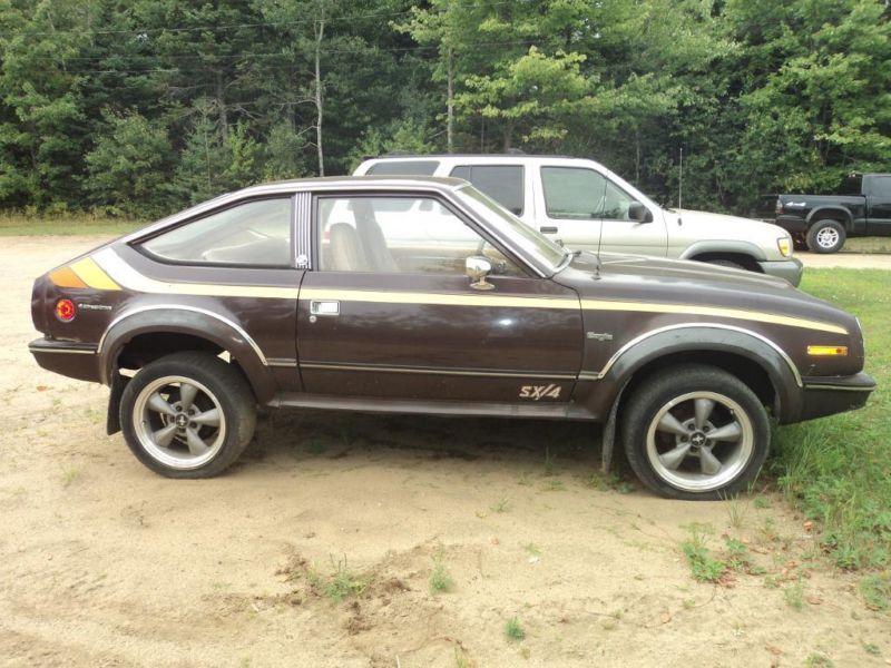 Eagle 4x4 1980 hyper rare Eagle10