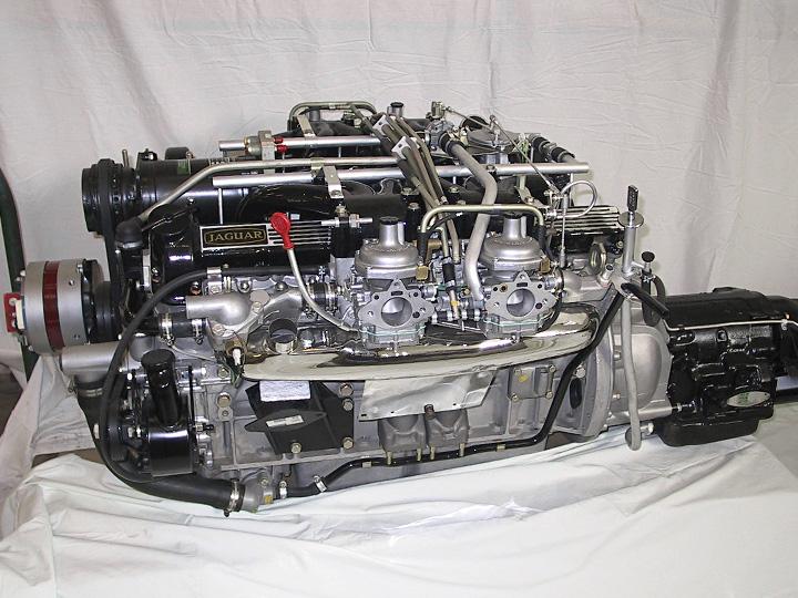 Carburation Jaguar10