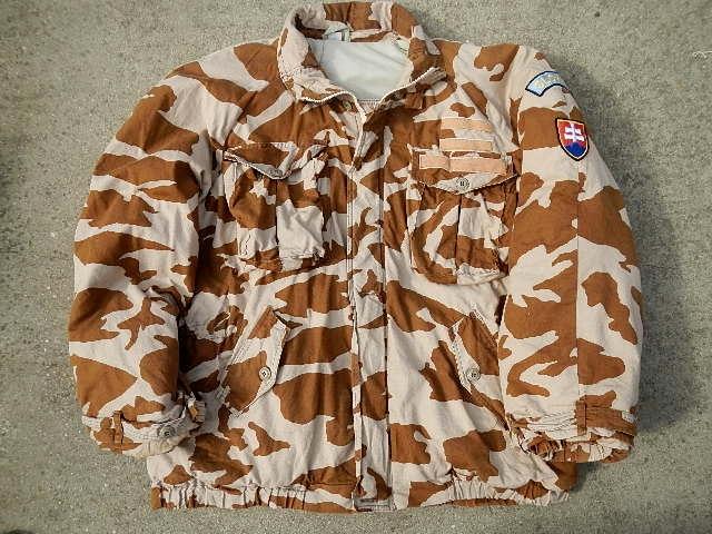 Slovakian desert winter jacket Ft_bra21