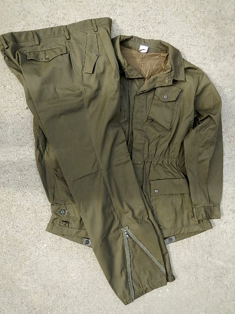 Italian Olive Green general issue set Ft_bra23
