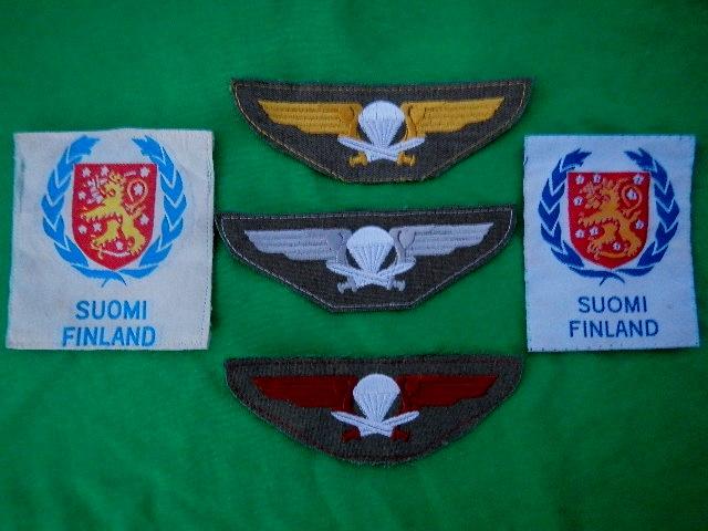 Finnish Para insignia Old_ba18