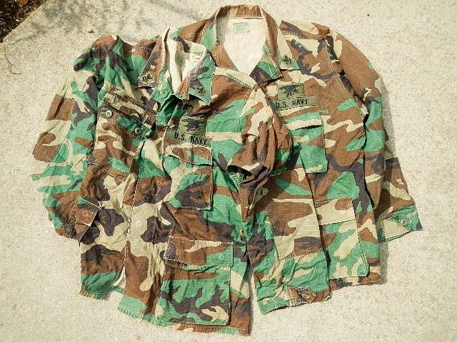 USN DCU &  BDU  blouses  Seal_013