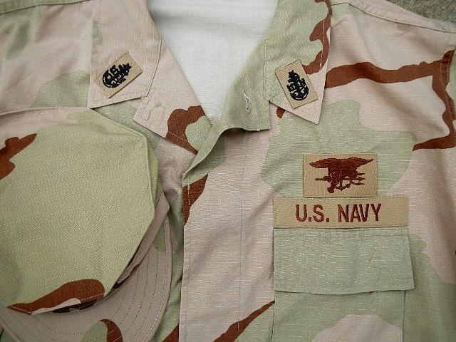 USN DCU &  BDU  blouses  Seal_019