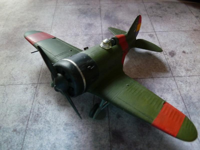 [AMODEL] Polikarpov I-16 type 5  P1040214