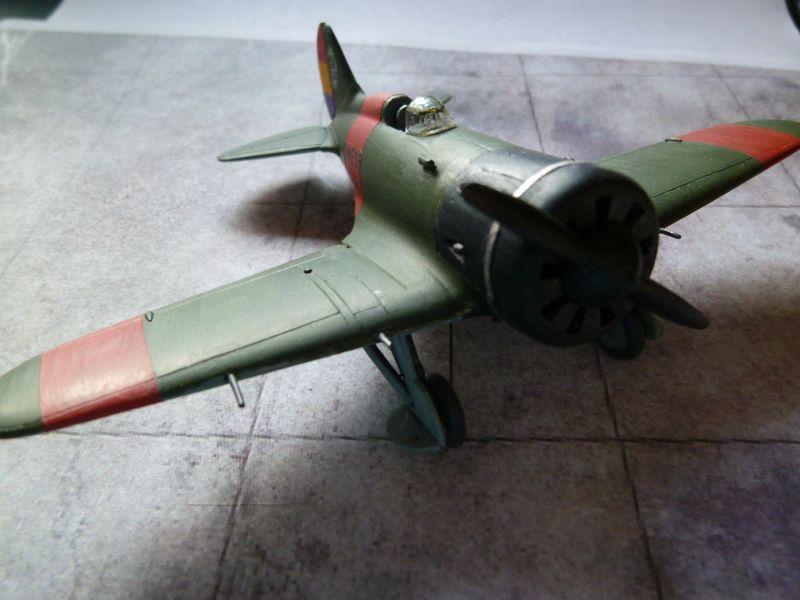 [AMODEL] Polikarpov I-16 type 5  P1040218