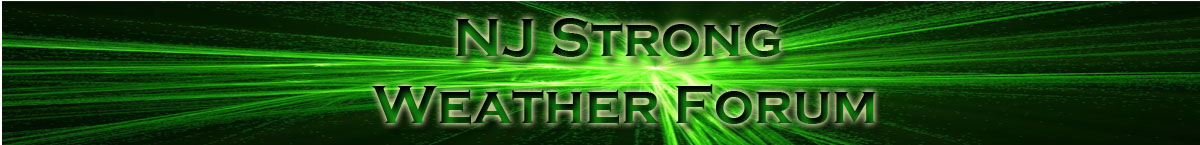 NJ Strong Weather Forum
