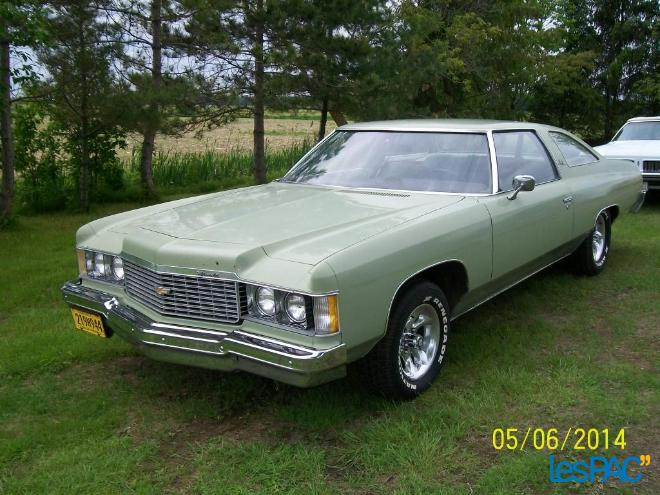 chevrolet impala 1974 2 porte 80614710