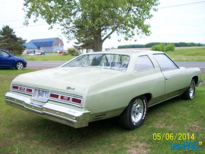 chevrolet impala 1974 2 porte 93895310