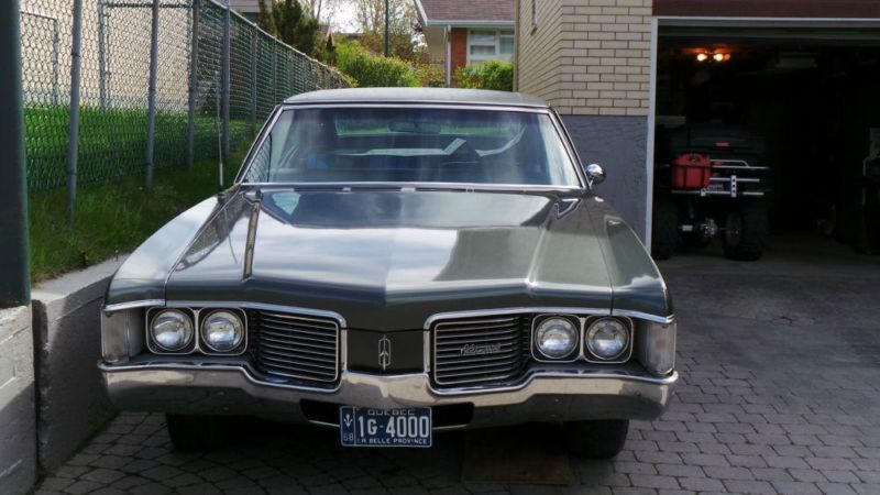 1968 Oldsmobile Eighty-Eight coupé _2013