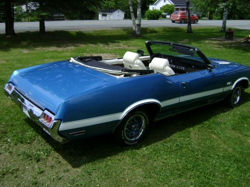 pour domtruck Oldsmobile 442 convertible  _20_111