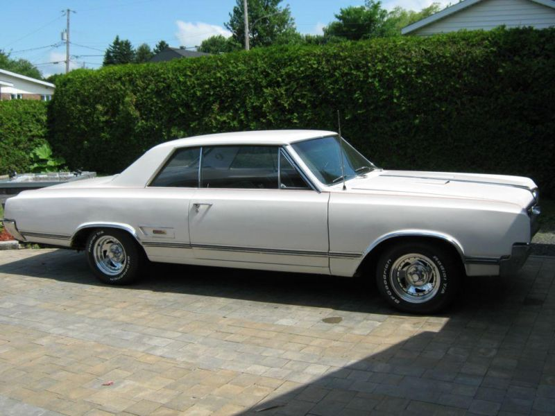 1965 Oldsmobile 442 Coupé _20_113