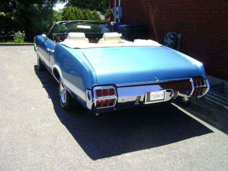 pour domtruck Oldsmobile 442 convertible  _20_211