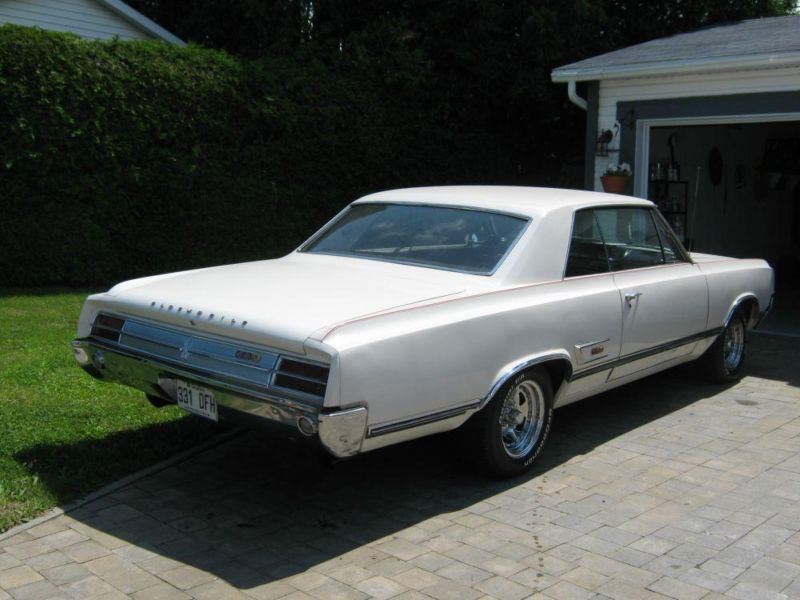 1965 Oldsmobile 442 Coupé _20_213