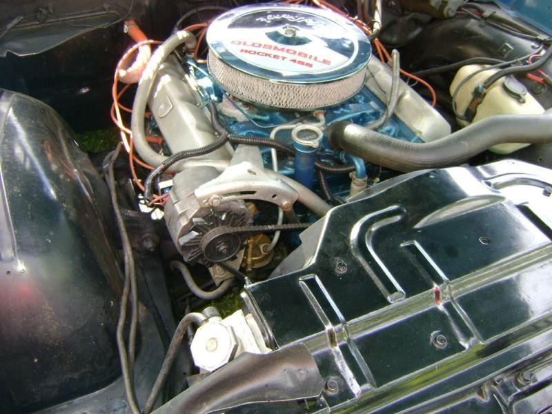 pour domtruck Oldsmobile 442 convertible  _20_311
