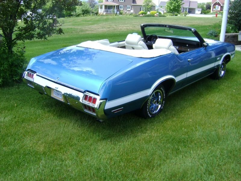 pour domtruck Oldsmobile 442 convertible  _20_510