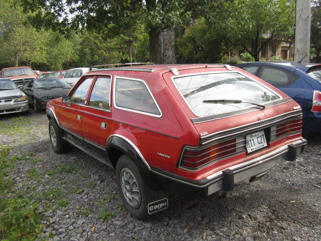 AMC EAGLE 1986 4X4 WAGON _20_920