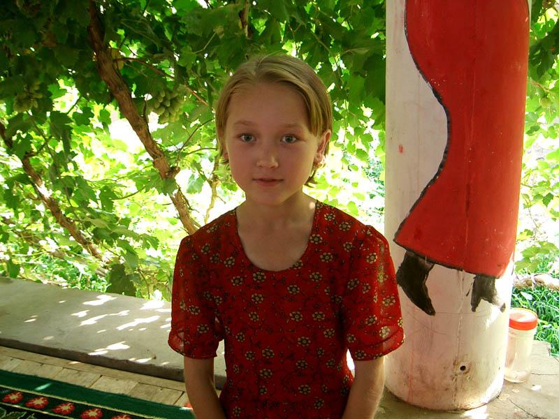 Does this girl Look like Alan? Uyghur10