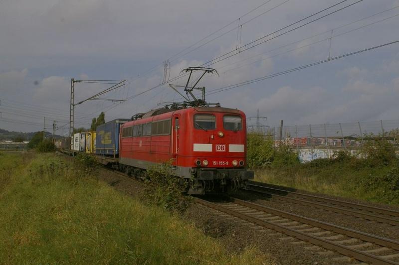 Was die Züge so bewegt ... 15115510