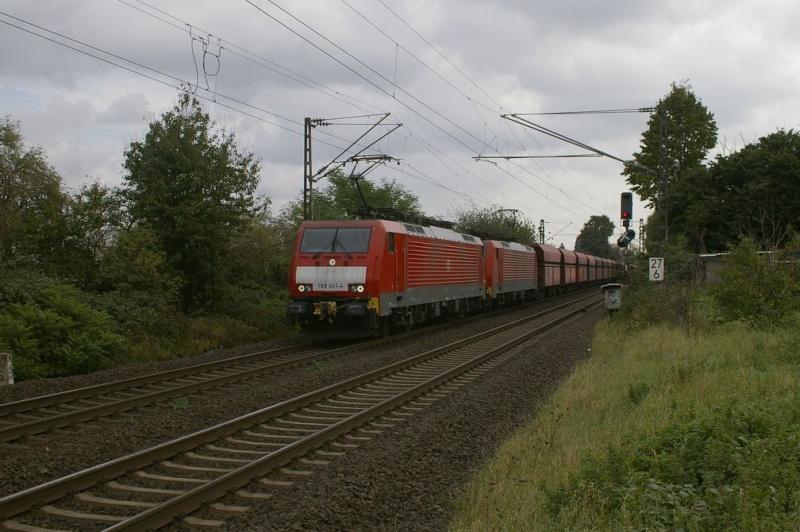 Was die Züge so bewegt ... 18904710
